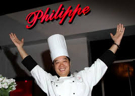 Chef Philippe Chow