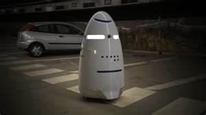 Robot Sentry 2