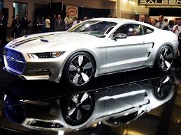 Fisker Mustang Super Car 2015