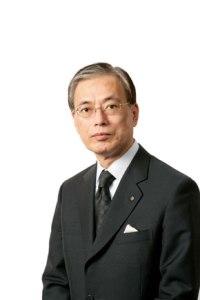 Shinzo Maeda President