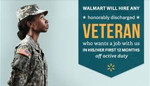 Walmart Veterans Hiring Program