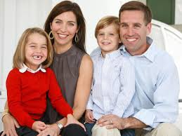 Beau Biden with Family