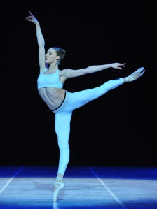 Daria Ivanova Royal Swedish Ballet