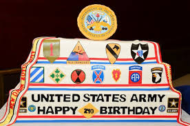 Happy Birthday U S Army