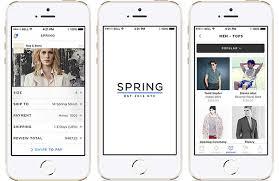 Spring Fashion app