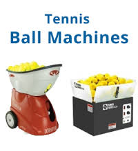 Tennis Ball Machines by Tennis Express