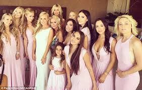 Nicky Hilton Brides Maids