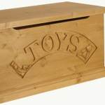 Royal Prince George Toy Box