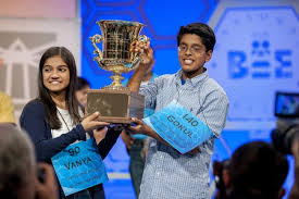 Scripps Spelling Bee Champions 2015