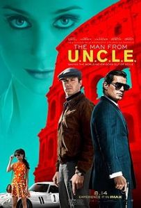 The_Man_from_U.N.C.L.E Poster