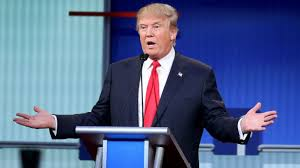 Donald Trump Republican debates 2015