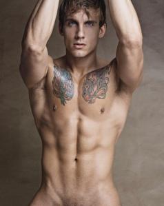 Jamie Dominic nude