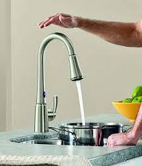 Moen motion faucet
