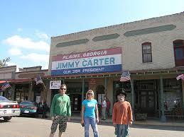 President Jimmy Carter Plains