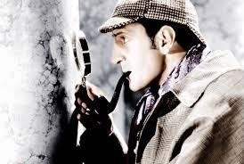 Sherlock in Sepia