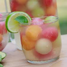 Melon Ball Punch