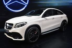 Mercedes Benz SUV 2015