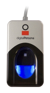 u are u fingerprint reader