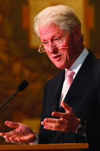 Bill Clinton Clinton Foundation