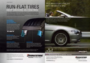 Bridgestone Run Flat Tires