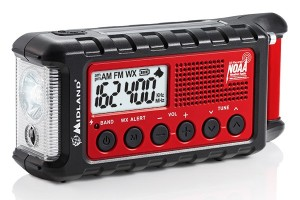 Emergency Radio by Midland ER 300