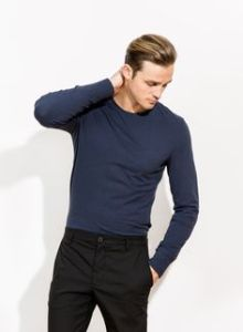 Kit and Ace cashmere sweater for men