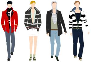 mens clothing design