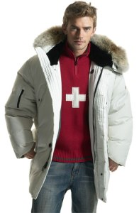 Parka by Victorinox Swiss Army