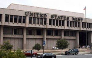 U S Mint Washington DC