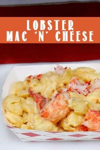 Cousins Maine Lobster Mac and Cheese
