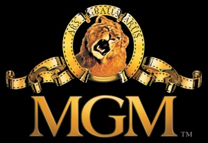 MGM gold lion