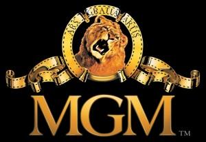 MGM gold lion