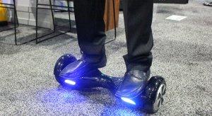 sagway skateboard hybrid