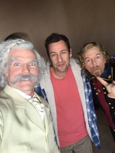 Vanilla Ice as Mark Twain