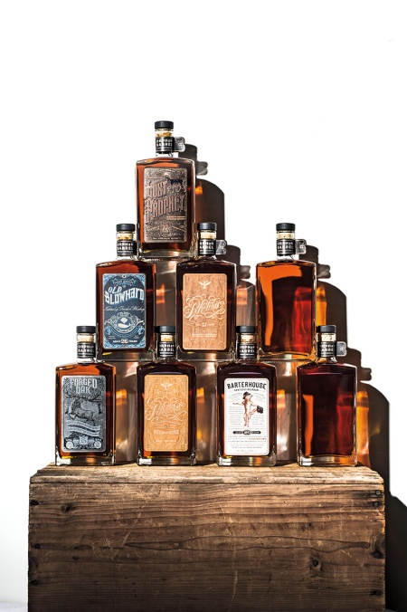 Neiman Marcus Christmas Book 6 Orphan Barrel by Stitzel-Weller Distillery