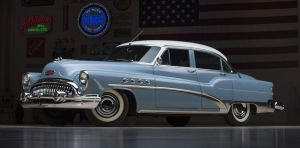 Howard Hughes 53 Buick