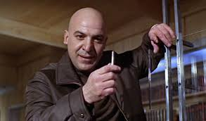 Telly Savalas as Blofeld
