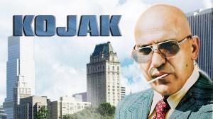 Telly Savalas as Kojak