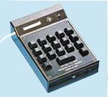 1967 TI Electronic calculator
