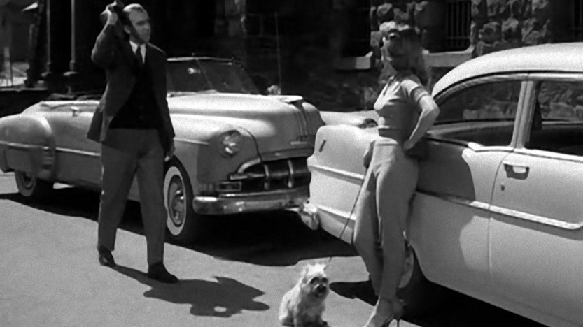 Anatomy of a Murder 1953 Buick