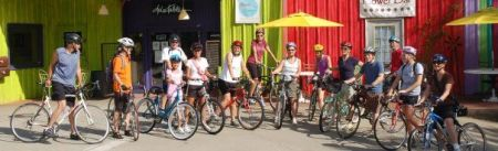 Atlanta Progressive Dinner Bike Tours