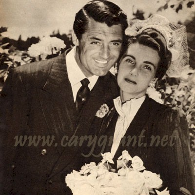 Cary Grant marries Barbara Hutton