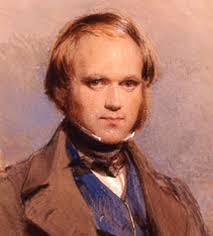Charles Darwin young