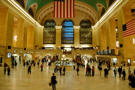 Grand Central Station New York New York