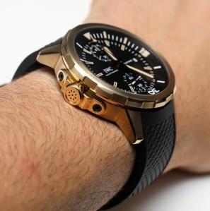 IWC-Aquatimer-Chronograph-Charles-Darwin-Bronze-9