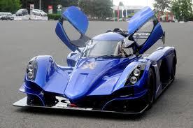 Praga R!R sports car