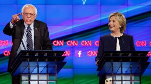 Sanders-and-Clinton