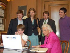 Sandra Day Oconnor iCivics