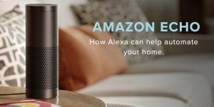 Alexa Home Automation