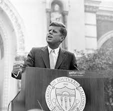 President John F Kennedy Getty Images